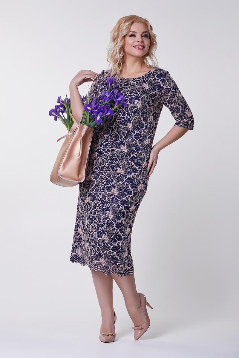 Платье Инна №3 бренда Valentina